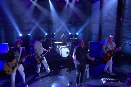 "image for article ""I Hope This Whole Thing Didn't Frighten You"" - The Hold Steady on Conan 7.22.2014 [YouTube Official Video]"