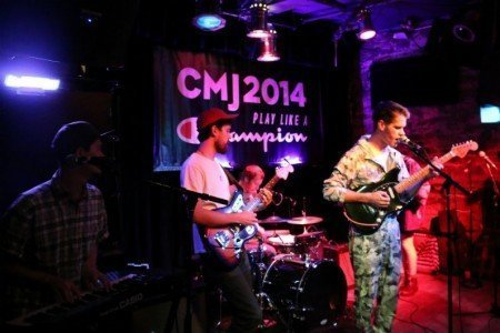 CMJ 2014 Announces Initial Artist Lineup at Bowery Electric, NYC 8.27.2014 [Zumic Review + Photos]