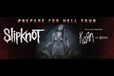 image for article Slipknot, Korn, and King 810 Announce 2014 Tour Dates & Ticket Presale - Prepare For Hell!