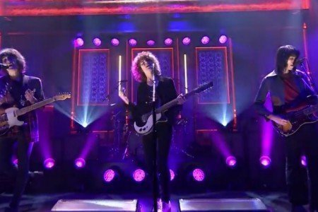 "image for article ""Shelter Song"" - Temples on The Tonight Show Starring Jimmy Fallon 7.31.2014 [YouTube Video]"
