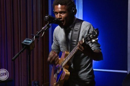 image for article Benjamin Booker Performance & Interview on KCRW 8.26.2014 [Full Audio Stream + YouTube Videos]