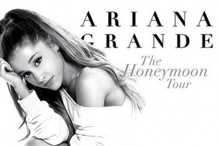 image for article Ariana Grande Announces 2015 UK & European Tour Dates; Ticket Pre-Sales Already Underway