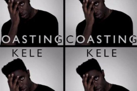 """Coasting"" - Kele [YouTube Official Audio Stream + Lyrics]"