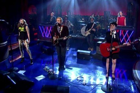 """Brill Bruisers"" - The New Pornographers Live On David Letterman [YouTube Video]"