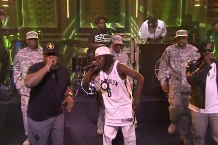 """Public Enemy No. 1"" - Public Enemy on The Tonight Show with Jimmy Fallon [Official Video]"