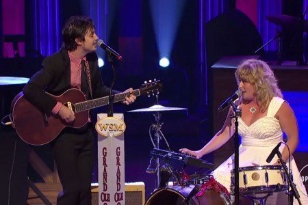"image for article ""The Devil Is All Around"" - Shovels & Rope Live at the Grand Ole Opry 8.26.2014 [YouTube Video]"