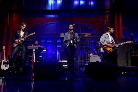 "image for article ""From Now On"" - Delta Spirit on David Letterman 10.2.2014 [YouTube Video]"