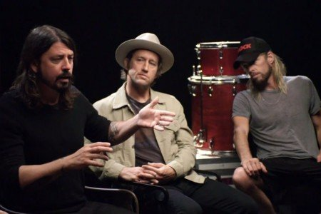 "image for article Foo Fighters Talk ""Sonic Highways"" & Preview New Song in Teaser [YouTube Video]"