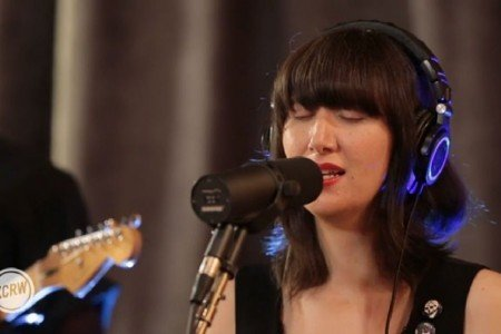 image for article Karen O Performance and Interview Live on KCRW Morning Becomes Eclectic 10.20.2014 [Official Video]