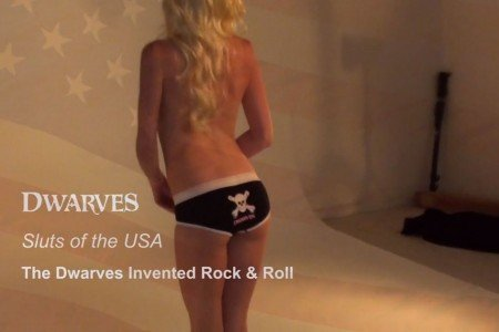 """Sluts of the USA"" - The Dwarves [NSFW Official Music Video]"