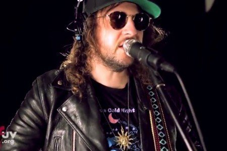 """Black Moon Spell"" - King Tuff Live at WFUV 10.8.2014 [YouTube Video]"