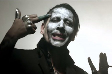 "image for article ""Third Day Of A Seven Day Binge"" - Marilyn Manson [YouTube Official Music Video]"