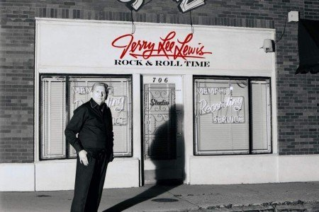 "image for article ""Rock & Roll Time"" - Jerry Lee Lewis [Official Album Stream + Zumic Review]"