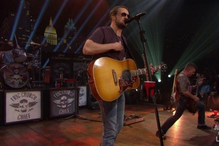 image for article Eric Church Performance & Interview on Austin City Limits 11.15.2014 [Official PBS + YouTube Videos]