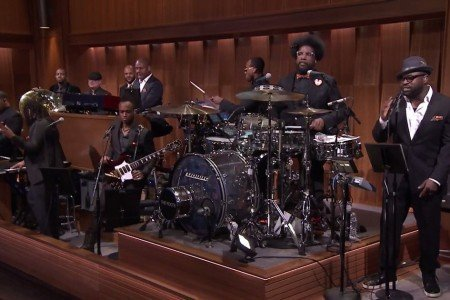 image for article The Roots Halloween Rap on The Tonight Show Starring Jimmy Fallon 10.31.2014 [YouTube Video]