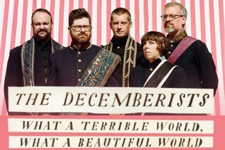 image for article The Decemberists 2015 North American Tour Dates Announced; Ticket Sales Begin Friday