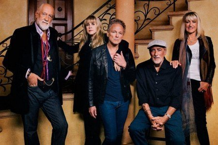 "image for article Fleetwood Mac Extend ""On With The Show"" 2015 Tour Dates"