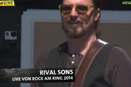 image for article Rival Sons Full Set at Rock am Ring, Germany 6.6.2014 [YouTube Video]