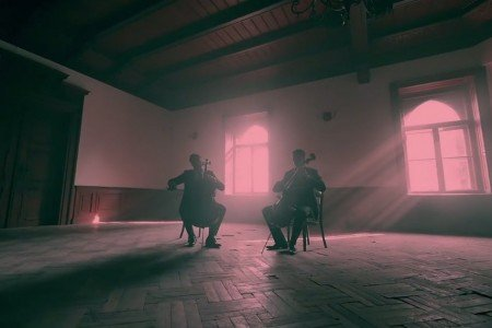 "image for article ""Shape Of My Heart"" - 2CELLOS (Sting Cover) [YouTube Official Video]"