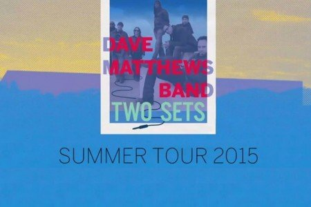 image for article Dave Matthews Band 2015 Summer Tour & Ticket Presale Announced #DMB2sets