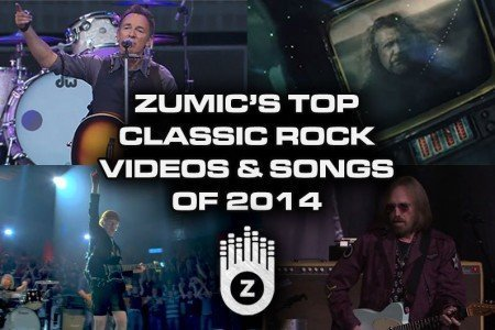 The Best Classic Rock Music Videos & New Songs Of 2014 [Zumic Staff Picks]