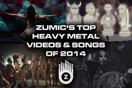 image for article The Best Heavy Metal Music Videos & Songs  From 2014 [Zumic Staff Picks]