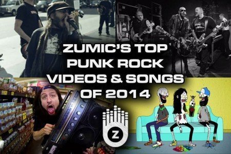 image for article The Best Punk Rock Music Videos & Songs From 2014 [Zumic Staff Picks]
