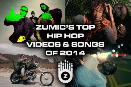 image for article The Best Hip Hop Music Videos & Songs of 2014 [Zumic Staff Picks]