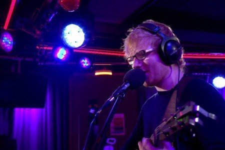 "image for article ""Dirrty"" - Ed Sheeran (Christina Aguilera Cover) on BBC Live Lounge Feb 24, 2015 [YouTube Video]"