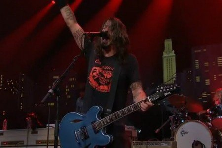 image for article Foo Fighters on Austin City Limits TV, 2015 [YouTube Official PBS Videos]