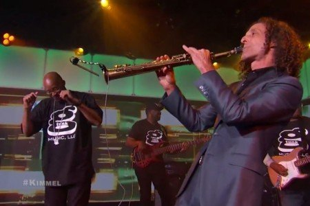 "image for article ""Regulate"" - Warren G & Kenny G on Jimmy Kimmel Live 2.23.2015 [YouTube Official Video]"