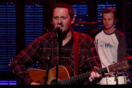 "image for article ""Long White Line"" - Sturgill Simpson on Letterman 2.12.2015 [YouTube Official Video]"