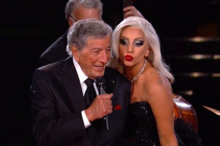 "image for article ""Cheek to Cheek"" - Tony Bennett & Lady Gaga at the Grammys 2.8.2015 [YouTube Official Video]"