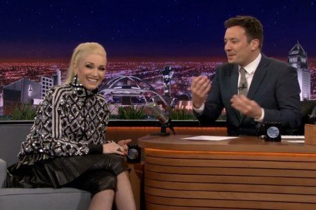 image for article Gwen Stefani Interview & Performance on The Tonight Show Starring Jimmy Fallon 2.2.2015 [Official Videos]