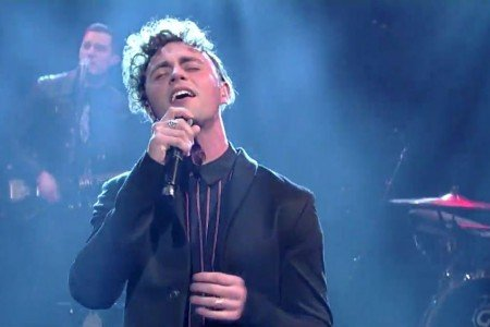 "image for article ""Riot"" - Mikky Ekko on The Late Show With David Letterman 2.19.2015 [YouTube Video + Lyrics]"