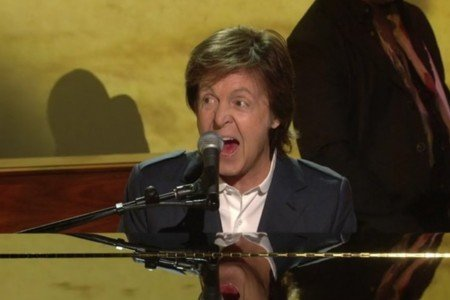 "image for article ""Maybe I'm Amazed"" - Paul McCartney on SNL 40th Anniversary 2.15.2015 [NBC Official Video]"