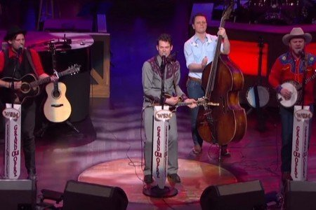 "image for article ""Brushy Mountain Conjugal Trailer"" - Old Crow Medicine Show Live on Grand Ole Opry Feb 21, 2015 [Official YouTube Video]"
