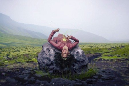 "image for article ""Family"" (Moving Album Cover) - Björk [Official YouTube Video + Lyrics]"