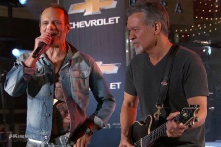 image for article Van Halen Performance on Jimmy Kimmel Live Mar 30, 2015 [YouTube Official Videos]