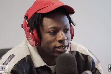 Joey Bada$$ Freestyles, Talks Influences, 'Paper Trail$,' and 'B4.Da.$$' on Power 106 in Los Angeles [Official YouTube Videos]