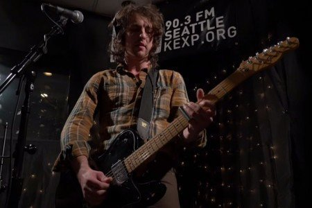 Nude Beach Performance & Interview on KEXP Feb 21, 2015 [YouTube Video]