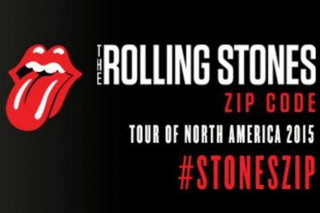 "The Rolling Stones Announce 2015 ""Zip Code"" North American Tour and Ticket Pre-Sale Information"