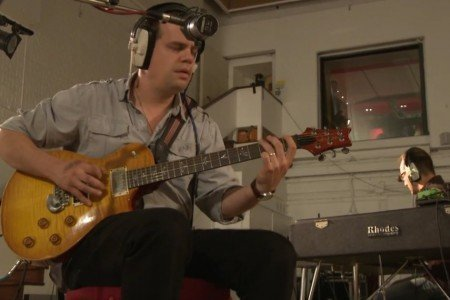 "image for article ""Comma Later"" - Umphrey's McGee at Abbey Road Studios (Live Studio Take & Interviews) [YouTube Official Video]"