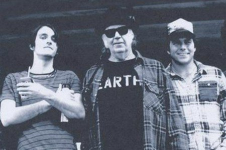 "image for article Neil Young and Promise of the Real Extend 2015 Fall ""Rebel Content Tour"" Dates To West Coast"