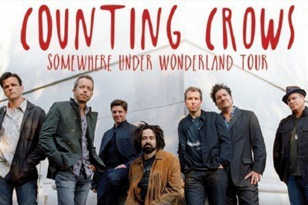 image for article Counting Crows 2015 Tour Dates with Citizen Cope & Hollis Brown Announced: Ticket Pre-Sale Code Info Available