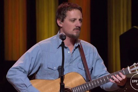 "image for article ""Turtles All The Way Down"" - Sturgill Simpson at the Grand Ole Opry March 28, 2015 [YouTube Official Video]"