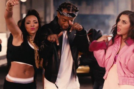 "image for article ""Drop That Kitty"" - Ty Dolla $ign ft Charli XCX & Tinashe [YouTube Official Music Video]"