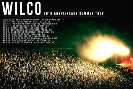 image for article Wilco Adds Summer 2015 Tour Dates: Ticket and Pre-Sale Info