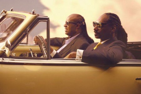 """California Roll"" - Snoop Dogg & Pharrell Williams ft Stevie Wonder [YouTube Official Music Video]"