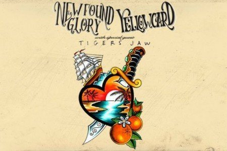 image for article New Found Glory & Yellowcard Announce 2015 Tour Dates as Co-Headliners: Ticket Pre-Sale Codes and Info